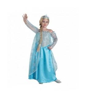 Παιδική Στολή Βασίλισσα Του Πάγου για κορίτσια από το looklike.gr
