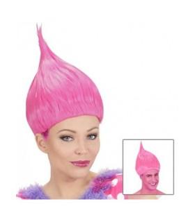 Περούκα Trolly Ροζ - Looklike.gr