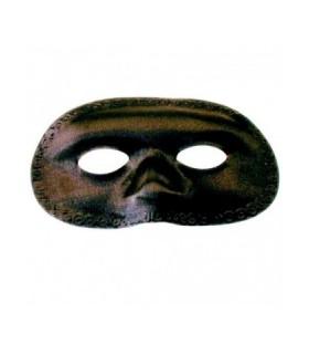 μάσκα ντόμινο μαύρη από το looklike.gr