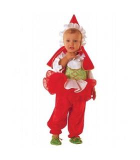 Στολή Bebe Κοκκινοσκουφίτσα για μωρά μέχρι 24 μηνών από το looklike.gr