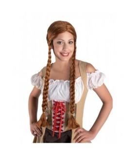 Περούκα Άννα - Bavarian girl από το looklike.gr