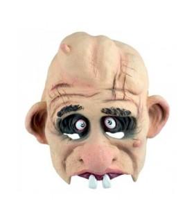 Μάσκα λάτεξ μισό πρόσωπο από το looklike.gr