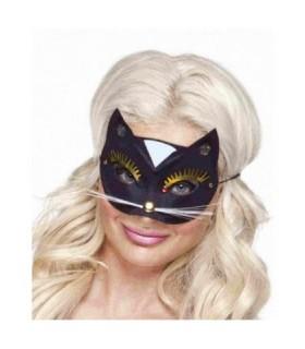 Εντυπωσιακή μάσκα ματιών γάτα