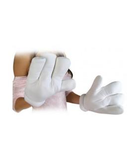 Αποκριάτικα γάντια λευκά μεγάλα από το Looklike.gr!