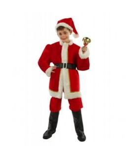 Ποιοτική στολή για αγόρια, Άγιος Βασίλης deluxe από το Looklike.gr