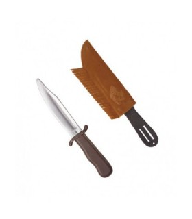 Μαχαίρι Ινδιάνου με Θήκη