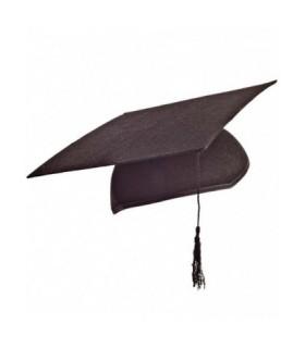 Καπέλο αποφοίτησης Deluxe