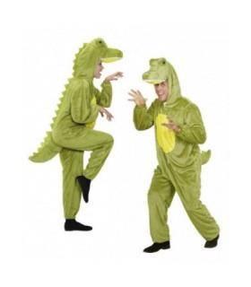 Αποκριάτικη στολή κροκόδειλος για άντρες και γυναίκες