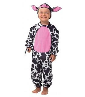 Αποκριάτικη Στολή Bebe Αγελάδα