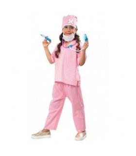 Αποκριάτικη στολή για κορίτσια Γιατρός