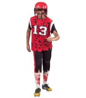 Αποκριάτικη στολή για αγόρια Παίκτης Ράγκμπι