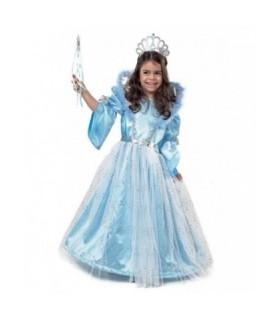 Αποκριάτικη στολή για κορίτσια Βασίλισσα των Πάγων