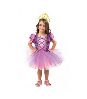Αποκριάτικη στολή για κορίτσια Πριγκίπισσα των Κάστρων