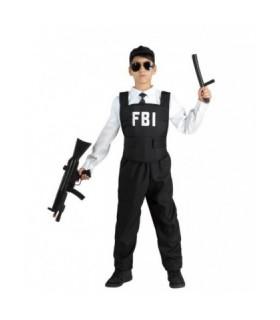 Αποκριάτικη στολή για αγόρια πράκτορας του FBI
