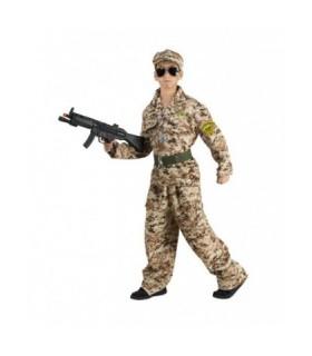 Αποκριάτικη στολή για αγόρια κομάντο της ερήμου