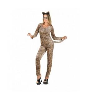 Αποκριάτικη στολή Γάτα ολόσωμη φόρμα