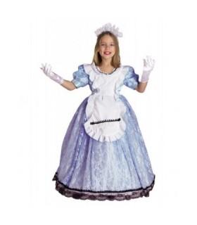 Αποκριάτικη στολή για κορίτσια Αλίκη στη Χώρα των Θαυμάτων