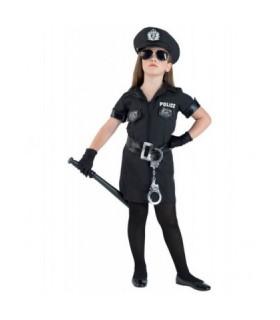 Παιδική Στολή Αστυνομικίνα για κορίτσια από το looklike.gr