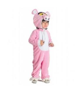 Αποκριάτικη στολή για μωρά κοριτσάκια Ροζ Πάνθηρας