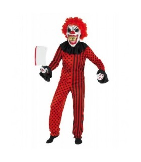 Ανδρική Στολή Terror Clown από το looklike.gr