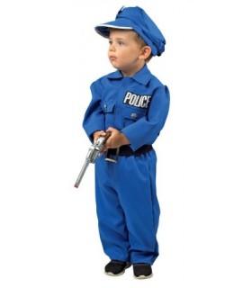 Αποκριάτικη Στολή Bebe Αστυνομικός