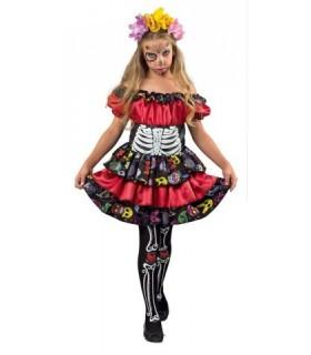 Αποκριάτικη στολή για κορίτσια Halloween για εντυπωσιακές εμφανίσεις