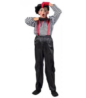 Αποκριάτικη παιδική στολή για αγόρια Μίμος για εντυπωσιακές εμφανίσεις