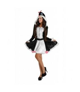 Χαριτωμένη αποκριάτικη στολή πιγκουίνα για εντυπωσιακές εμφανίσεις!