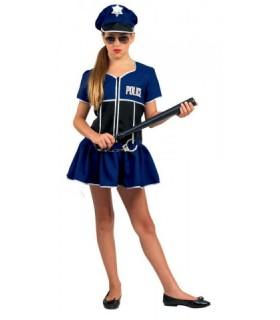 Αποκριάτικη στολή για κορίτσια Αστυνομικίνα από το Looklike.gr!