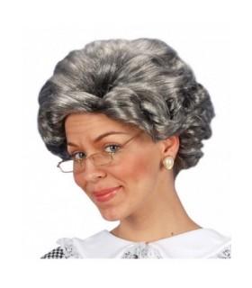 Αποκριάτικη περούκα Άγκαθα άμεσα διαθέσιμη