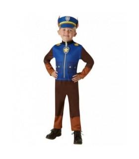 Αποκριάτικη παιδική στολή Paw Patrol Chase Αυθεντική