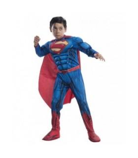 Αποκριάτικη παιδική στολή Superman της DC Comics Αυθεντική
