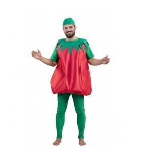 Αποκριάτικη στολή ανδρική Ντομάτα