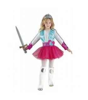 Αποκριάτικη στολή για κορίτσια Πριγκίπισσα Ιππότης