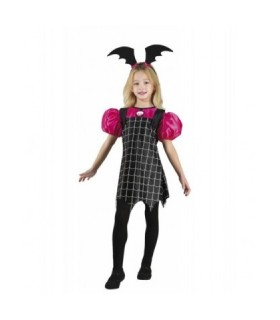Αποκριάτικη στολή για κορίτσια Μικρή Δρακουλίνα