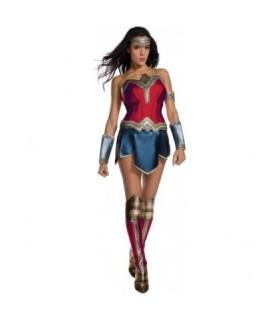 Στολή Wonder Woman Ενηλίκων Deluxe Αυθεντική Ενηλίκων
