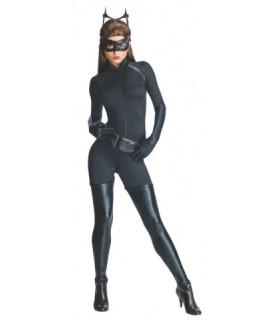 Στολή Secret Wishes Catwoman Ενηλίκων Αυθεντική Deluxe
