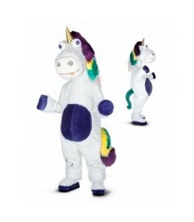 Στολή Mascot Unicorn Μονόκερος από το www.looklike.gr