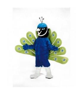 Στολή Mascot Παγώνι Επαγγελματική από το Looklike.gr