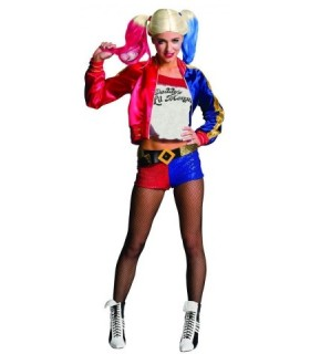 Στολή Harley Quinn Αυθεντική από το Looklike.gr