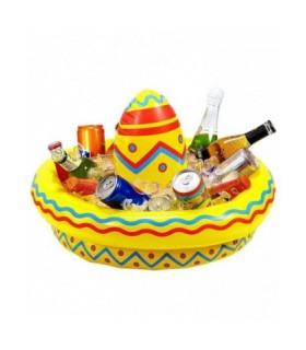 Φουσκωτό καπέλο Μεξικάνου μεγάλο