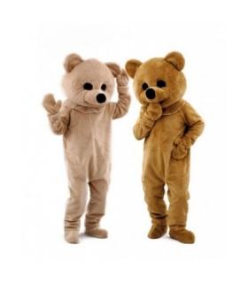 Επαγγελματική Στολή Mascot Αρκούδα από το Looklike.gr