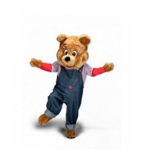 Επαγγελματική Στολή Mascot Αρκούδος Με Ρούχα
