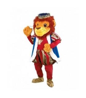 Επαγγελματική Στολή Mascot Λιοντάρι Βασιλιάς από το Looklike.gr