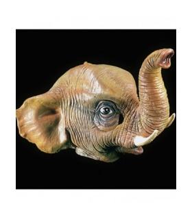 Αποκριάτικη Μάσκα Λάτεξ Ελέφαντας από το Looklike.gr