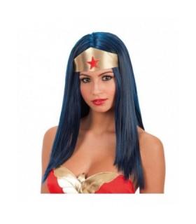 Περούκα Μπλε Super Hero Woman από το Looklike.gr