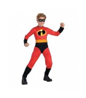 Στολή Incredibles της Disney αυθεντική για αγόρια