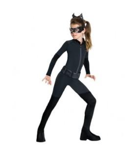 Αποκριάτικη στολή παιδική Catwoman της DC αυθεντική