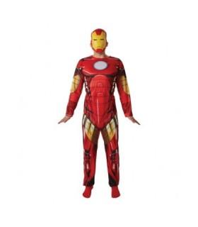Αυθεντική στολή για ενήλικες Ironman της DC από το Looklike.gr
