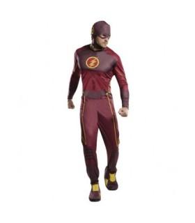 Αποκριάτικη στολή για ενήλικες Flash, αυθεντική, διαθέσιμη όλο το χρόνο από το Looklike.gr